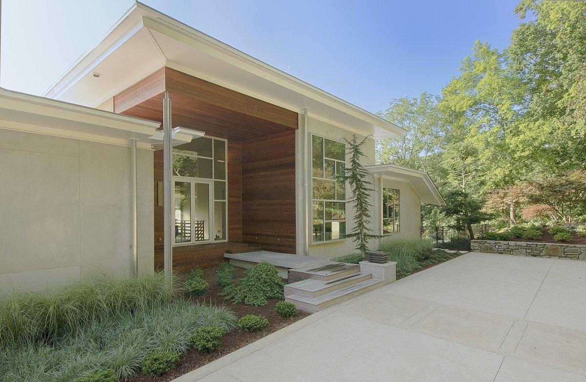 Modern architecture nashville residential archives ryan for Nashville tn house plans